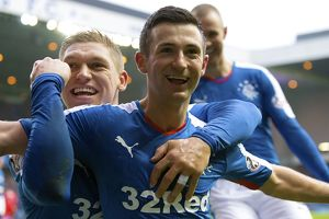 <b>Rangers 4-0 St Mirren</b><br>Selection of 59 items