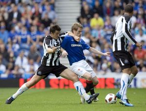 previous seasons/pre season fixtures rangers 2 1 newcastle united/soccer pre season freindly rangers v newcastle