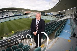Soccer - Pre Season Tour - Rangers Press Conference - Sydney Football Stadium