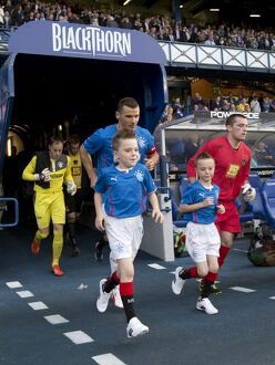 Soccer - Ramsdens Cup Round Two - Rangers v Berwick Rangers - Ibrox Stadium