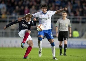 <b>Falkirk 0-1 Rangers</b><br>Selection of 31 items