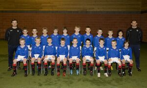 <b>Under 10s Team and Headshots</b><br>Selection of 22 items