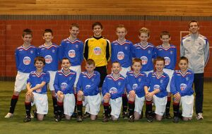 Soccer - Rangers - Under 13 Team Group - Murray Park
