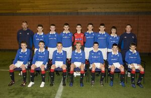 Soccer - Rangers Under 14s - Murray Park