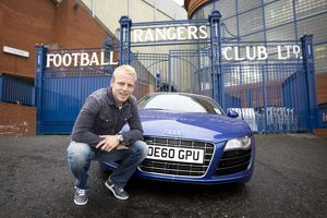 <b>Steven Naismith Audi R8</b><br>Selection of 11 items
