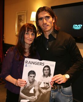 Soccer - Rangers Charity Foundation Race Night - Thornton Suite - Ibrox