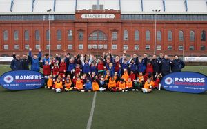 <b>Easter Soccer School Ibrox Complex 2011</b><br>Selection of 40 items