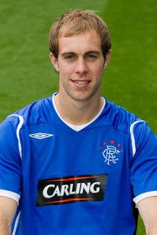 Soccer - Rangers First Team Photocall 2008-2009 - Ibrox