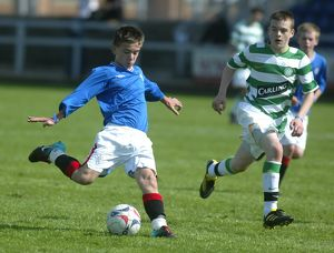 Soccer - Rangers FITC International Tournament - Glasgow High School