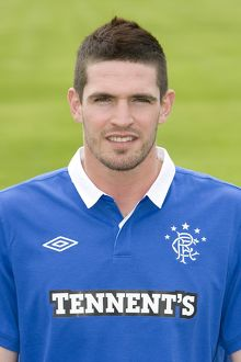 Soccer - Rangers Head Shots - Murray Park