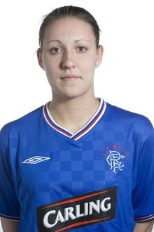 Soccer - Rangers Ladies/Girls - Murray park