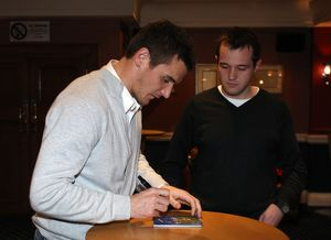 Soccer - Rangers - Lee McCulloch Meets Fans at Charity Foundation Event - Members