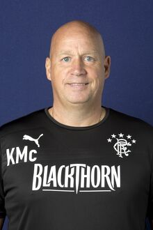 Soccer- Rangers Management/Coaching Staff Head Shot - Murray Park