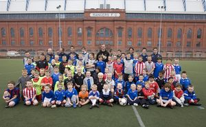 <b>Soccer School Ibrox Complex October 2010</b><br>Selection of 24 items