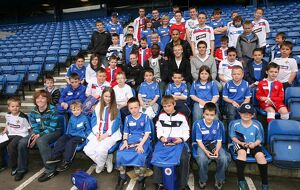 Soccer - Rangers OYSC Question and Answers - Ibrox