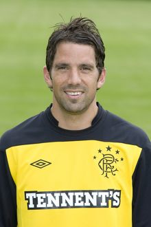 Soccer - Rangers - Player Head Shots - Murray Park