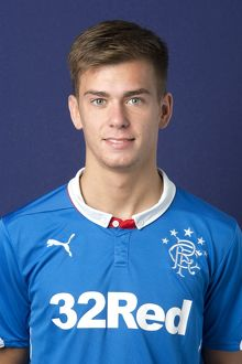 Soccer - Rangers U20 Head Shot - Murray Park