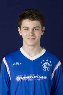 Soccer - Rangers U15's Head Shot - Murray Park