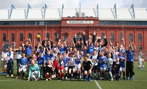 Soccer - Rangers - Nine in a Row Masterclass - FITC - Ibrox Complex