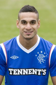 Soccer - Rangers Signing - Murray Park