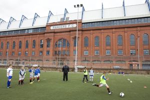 <b>Soccer School at Ibrox Complex July 10</b><br>Selection of 26 items