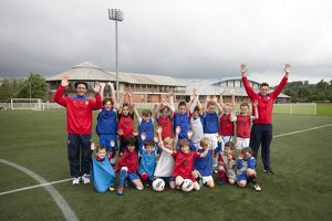 <b>Murray Park Soccer School July 2012</b><br>Selection of 19 items