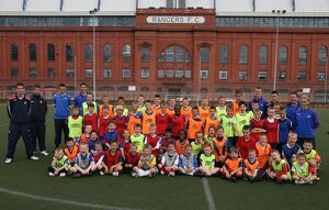 <b>Ibrox Football Centre</b><br>Selection of 34 items