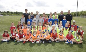 <b>Summer Football Centre - Murray Park 10</b><br>Selection of 39 items