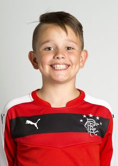 Soccer - Rangers U11 Head Shot - Murray Park