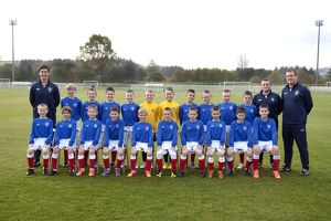 Soccer - Rangers U11 's Team Picture - Murray Park