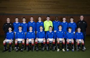 <b>Under 14s Team and Headshot</b><br>Selection of 16 items