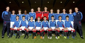 Soccer - Rangers U15 Team Picture - Murray Park