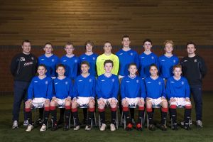 <b>Under 15s Team and Headshot</b><br>Selection of 15 items