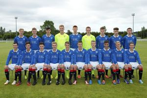 <b>Rangers U11-20</b><br>Selection of 143 items