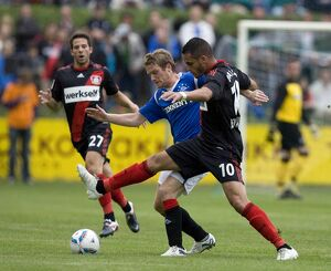 previous seasons/pre season fixtures bayer leverkusen 2 0 rangers/soccer rangers v bayer 04 leverkusen pre season