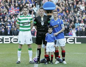 Soccer - Rangers v Celtic - Clydesdale Bank Premier League - Ibrox