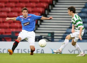 Soccer - Rangers v Celtic - Youth Cup Final - Hampden Park