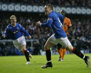 <b>Rangers 2-0 Dundee United</b><br>Selection of 27 items