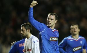 <b>Rangers 6-0 East Stirlingshire</b><br>Selection of 29 items