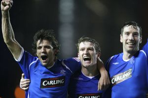 <b>Rangers 3-1 Falkirk</b><br>Selection of 32 items