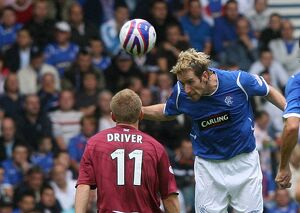Soccer - Rangers v Heart of Midlothian - Clydesdale Bank Premier League - Ibrox