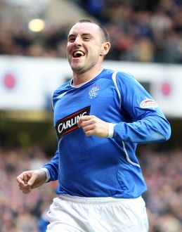 Soccer - Rangers v Inverness Caledonian Thistle - Clydesdale Bank Premier League - Ibrox