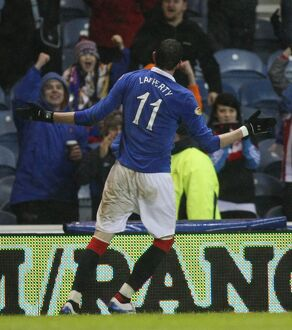 Soccer - Rangers v Kilmarnock - Scottish Cup Fourth Round - Ibrox