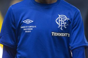 <b>Rangers 2-0 Linfield</b><br>Selection of 57 items