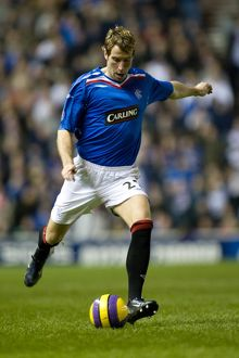 Soccer - Rangers v Panathanikos - UEFA Cup - Round of 32 1st Leg - Ibrox