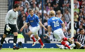Soccer - Rangers v St Mirren - The Homecoming Scottish Cup Semi-Final - Hampden Par