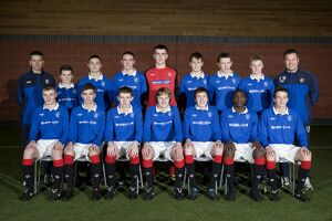 Soccer - Rangers Youths - Under 15s - Murray Park
