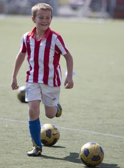 Soccer School Ibrox Complex July '11