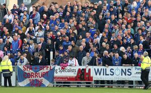 Soccer - Scottish Championship - Queen of the South v Rangers - Palmerston Park