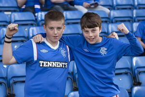 Soccer - The Scottish Communities League Cup - First Round - Rangers v East Fife
